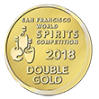 2018 San Francisco World Spirits Competition Hop Whiskey