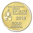 2018 San Francisco Spirits Competition