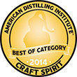 2014 American Distilling Institute Hop Whiskey